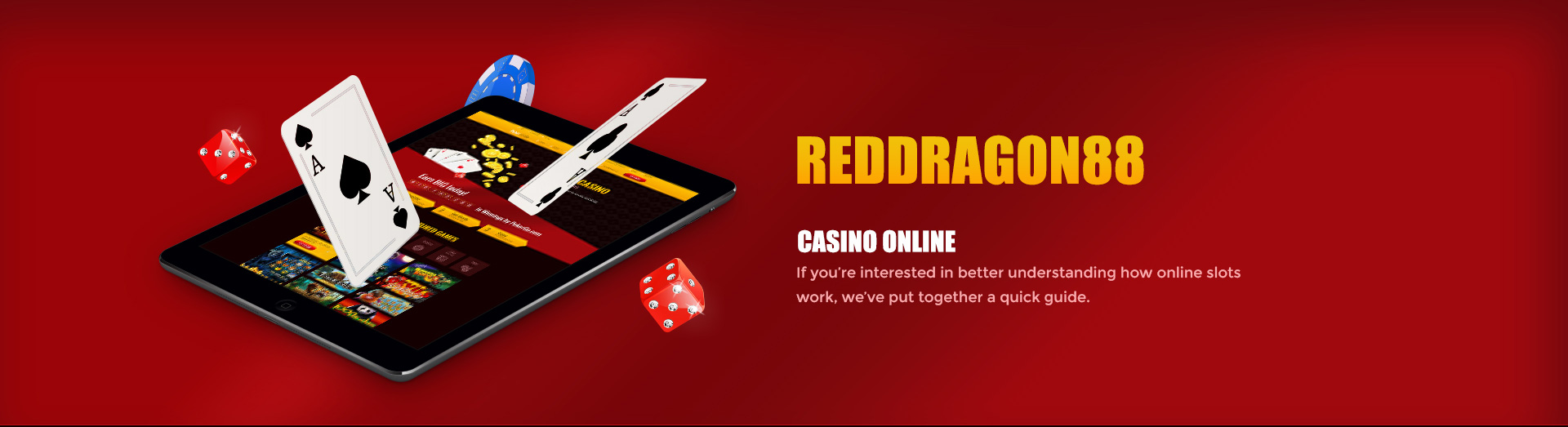 reddragon88 casino banner