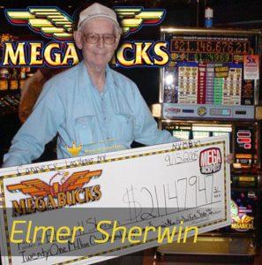 เอลเมอร์ เชอร์วิน (Elmer Sherwin) นักเล่นสล็อตได้เงินจริง